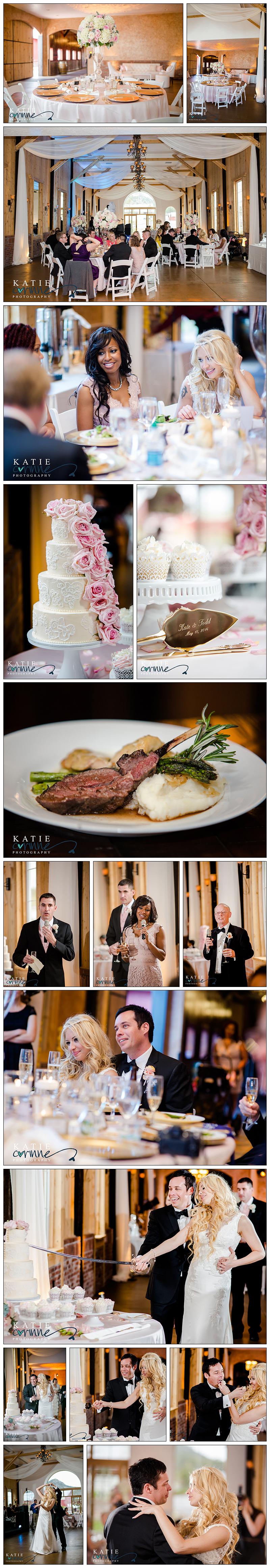 Great wedding photography of food, Wonderful wedding photography of flowers, bouquets and dresses